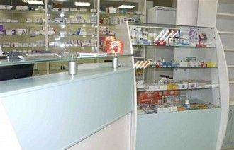 Mobilier farmacie